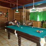 Restaurants  pool tabal