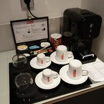 Coffee making facilities