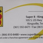 Photo of Super 8 Kingsville