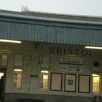 Bristol Meads Train Station - near the Hotel