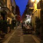 the stunning streets of Nafplio. Gr.