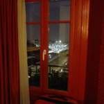 Paris at Night! (from our room)
