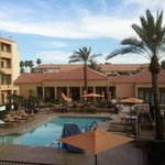 Courtyard by Marriott Phoenix Airport照片