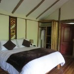 Foto de Gorilla Safari Lodge