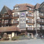 BEST WESTERN Hostellerie Du Vallon Foto