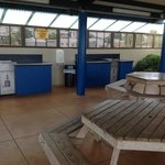 Common BBQ & Dining area