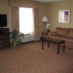 Hampton Inn & Suites Edmonton International Airport resmi
