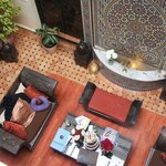Living Room of riad