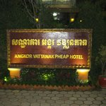 Photo de Angkor Vattanakpheap Hotel