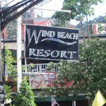 Wind Beach Resort resmi