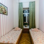 Chocolate Hostel Moscow resmi
