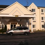 Microtel Inn & Suites by Wyndham Carolina Beachの写真