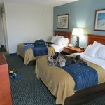 Comfort Inn On The Ocean resmi