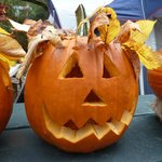 Jellystone Pumpking Carving Contest