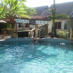 Foto de Kuta Lagoon Resort & Pool Villa