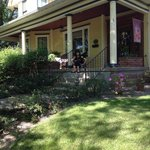 Foto de The Harkins House Inn Bed & Breakfast