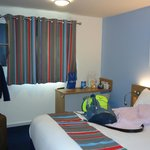 Travelodge Stafford Central Hotel resmi