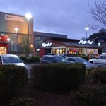 Travelodge Stafford Central Hotel Foto