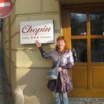 Chopin Hotel Prague City Foto