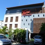 Photo de Tune Hotel Kuta Bali