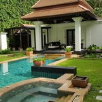 Foto van Banyan Tree Spa Sanctuary