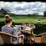 Lunch at Golfclub Ede (on Papendal grounds)
