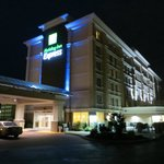 Φωτογραφία: Holiday Inn Express Hampton Coliseum Central