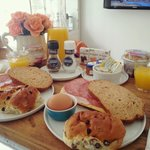 excellent breakfast you must try