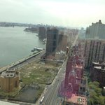 View of East River from room