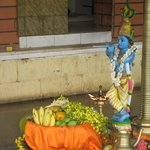 Vishu celebrations at hotel