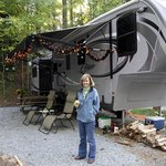Honey Bear extended stay campsite