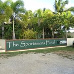 The Sportsmens Hotel Foto
