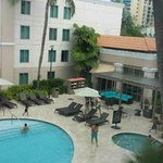 Piscina  Hampton Inn & Suites San Juan