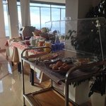 buffet breakfast internazionale