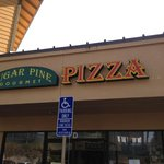 Sugar Pine Gourmet Pizza