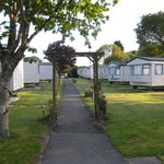 River valley holiday park grounds