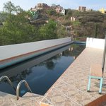 lap pool......solar heated for enjoyment year round!