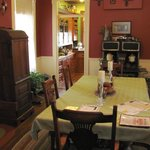 Purple Sage Inn Dining Room