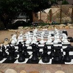 Even giant sized Chess!
