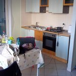 kitchenette (mess is our own!)