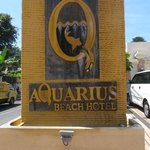 Aquarius Beach Hotel Sanur照片