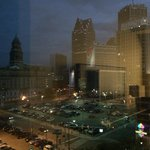 View of the City - Love Detroit room 618
