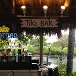 Fun time at the Tiki Bar