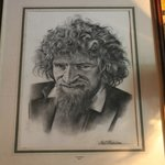 Luke Kelly sketch