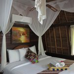 Foto de Alam Nusa Huts and Spa