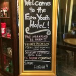 Foto van Euro Youth Hotel