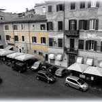 Photo de Finestra su Trastevere