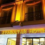 Photo de Ayasultan Hotel
