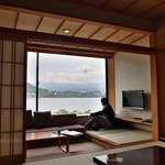 Room with the Mt Fuji View
