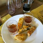Vinsanto and Biscotti